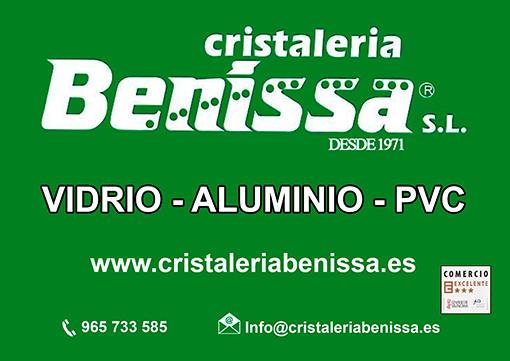 Logo Cristaleria Benissa
