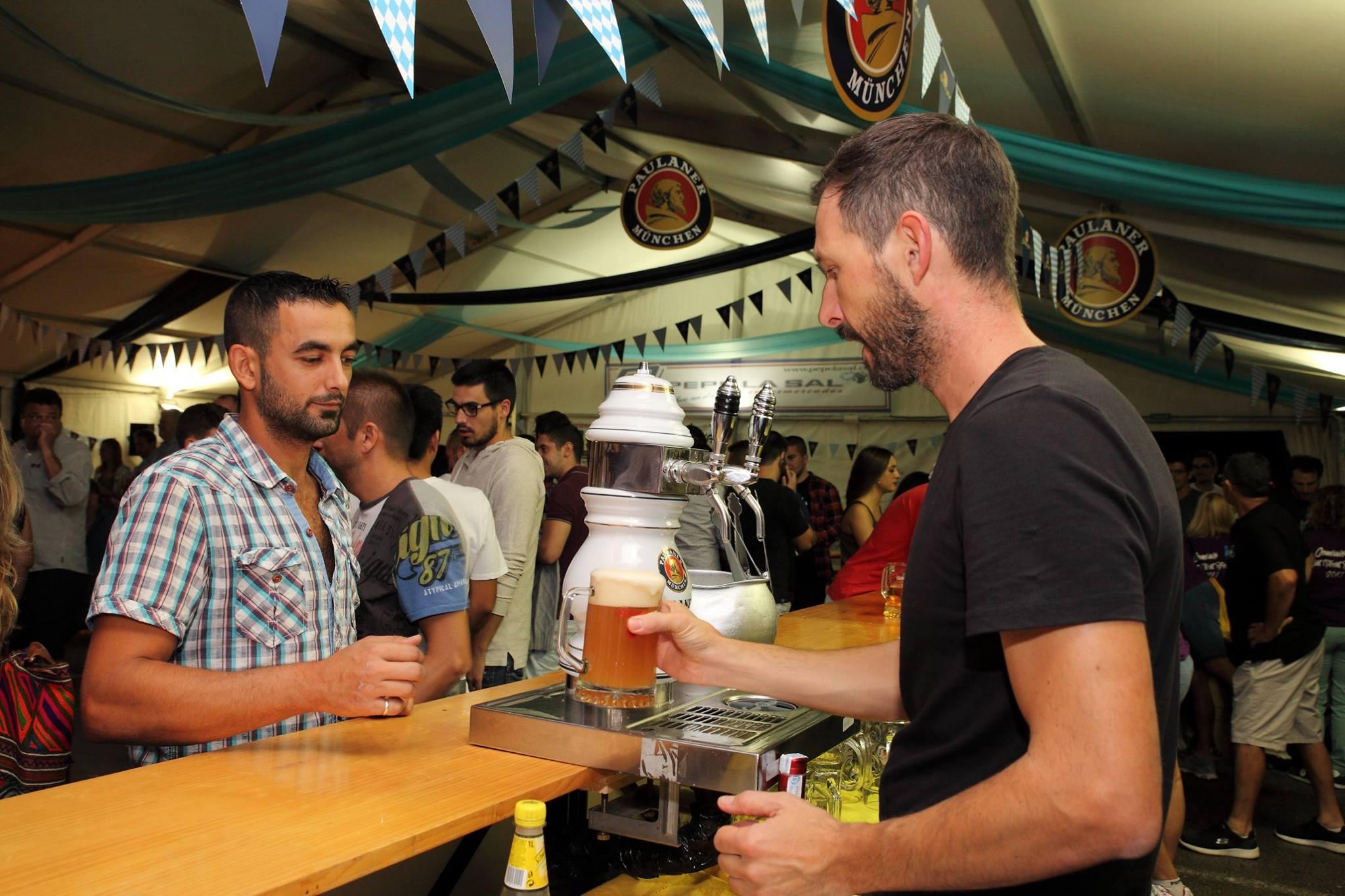 Oktoberfest Teulada Moraira