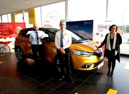 Renault presenta todos sus vehículos seminuevos a precios de liquidación