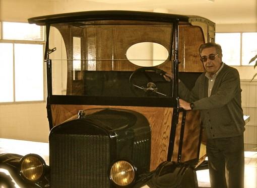 La fascinante historia del Ford TT de Andrés Giner