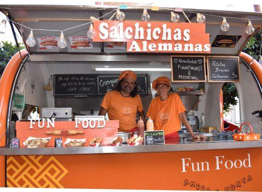 El mejor plan para este fin de semana: el Street Food Market de Benissa