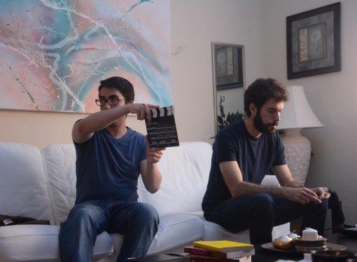 """El actor calpino Javier Pardo protagoniza el cortometraje """"Ecos"""""""