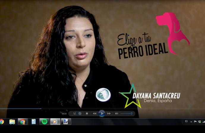 """La dianense Dayana Santacreu opta a ser """"La Nueva  Estrella de Internet"""""""