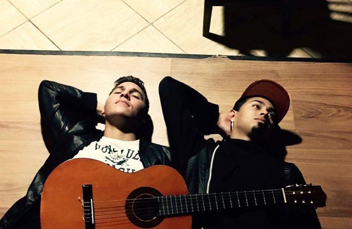 Estreno del primer videoclip de LAW, el dueto formado por dos jóvenes de Benissa y Benidorm