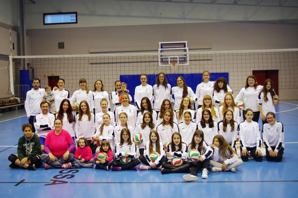 Escuelas Deportivas Municipales de Voleibol Benissa