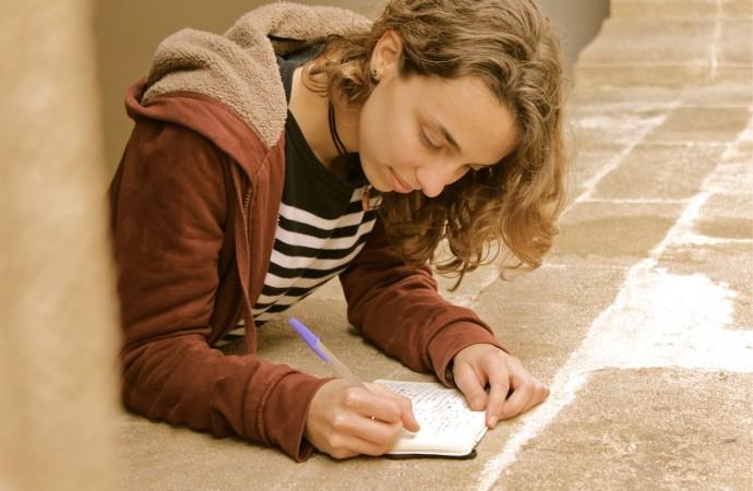 Lídia Santacreu Ferrà, la joven que da vida a las palabras