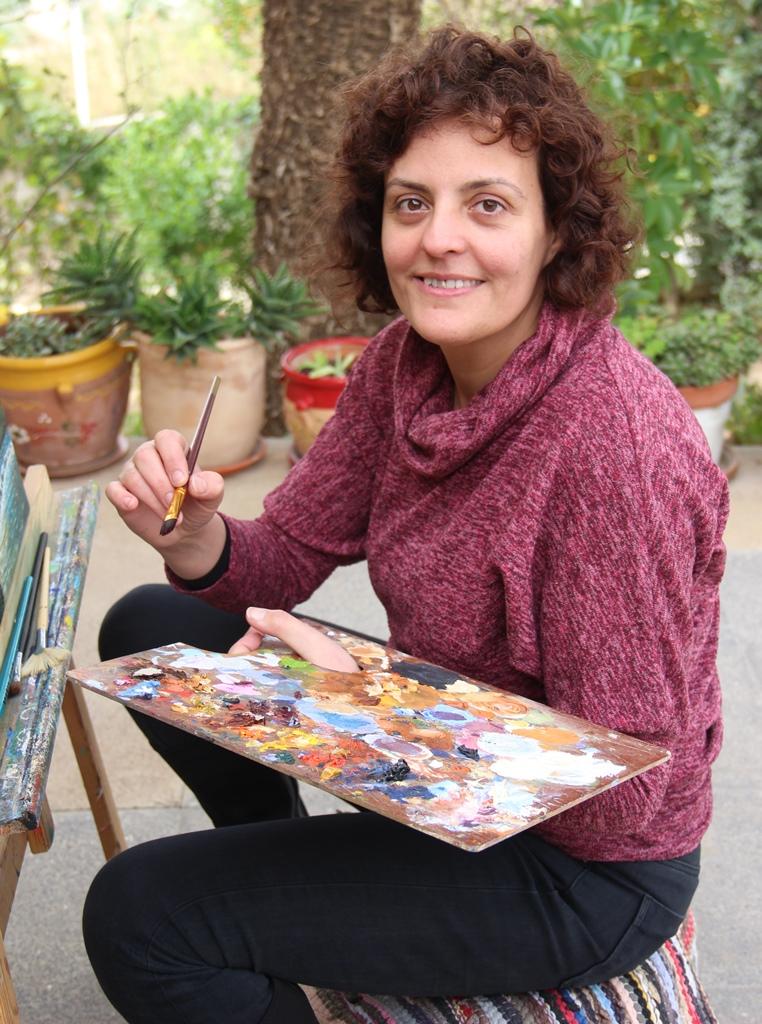 Mujeres de Paleta y Pincel