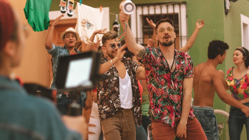 Guillermo Fluxá y Nasty Nate