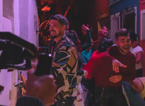 Nasty Nate cruza el charco para grabar el nuevo single de Guillermo Fluxá