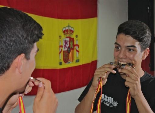 El benissero Joan Ginestar Ivars, doble Campeón de España en Kick-boxing