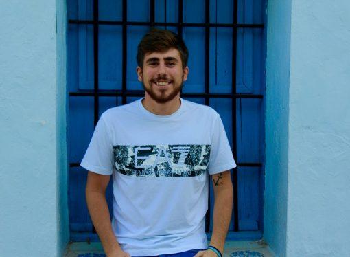 J.Crespo15, el marinero que le rapea a la vida