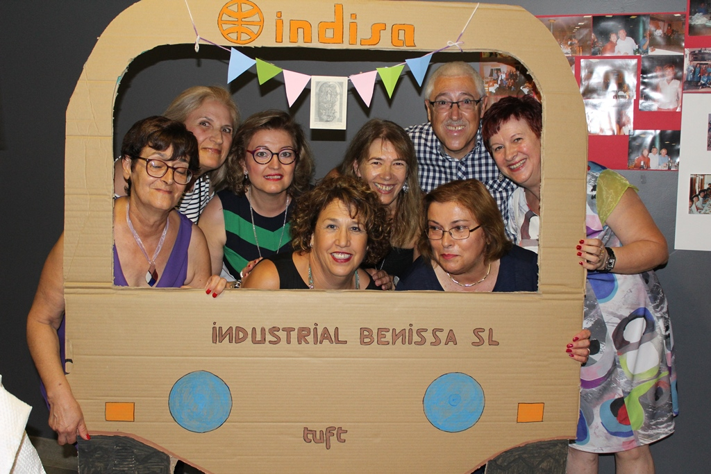 """Industrial Benissa S.A. """"INDISA"""""""