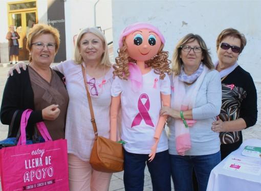 19 de octubre Día Mundial Contra el Cáncer de Mama