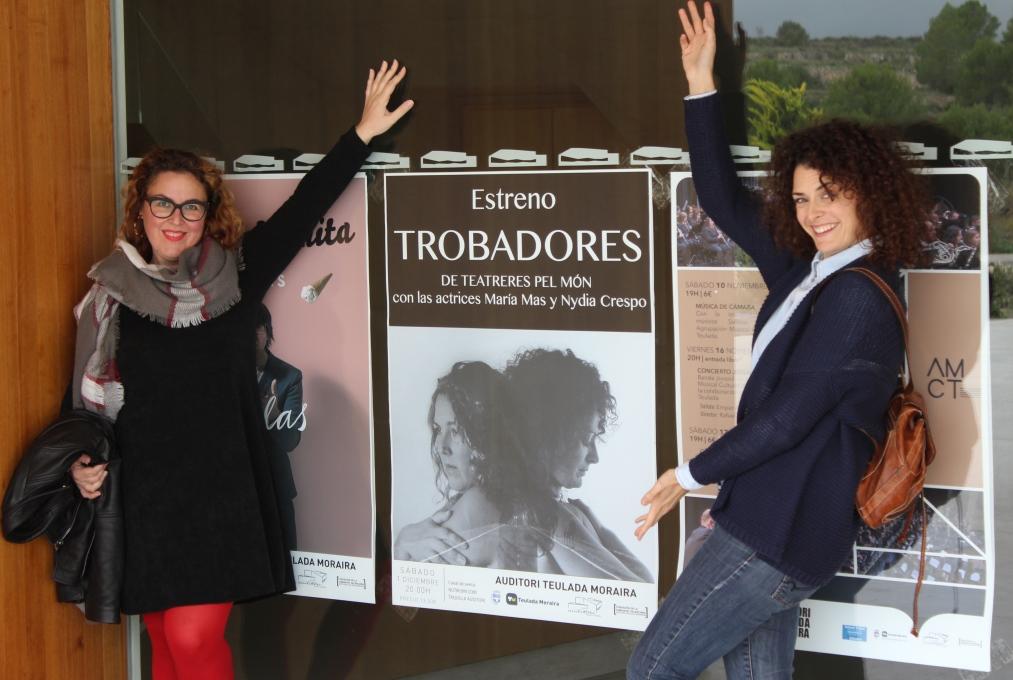 Trobadores Teatreres pel Món Auditori Teulada Moraira