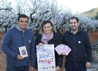 Los almendros en flor de Alcalalí, puro espectáculo de la naturaleza
