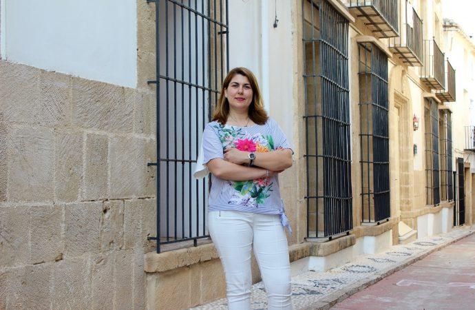 Silvia Gandía Ribes, presidenta de las Fiestas de Benissa 2018