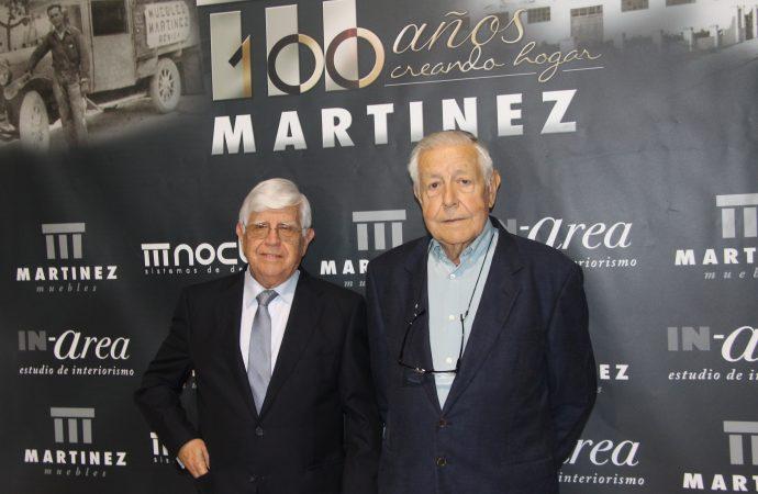 Muebles Martínez celebra sus cien años de vida