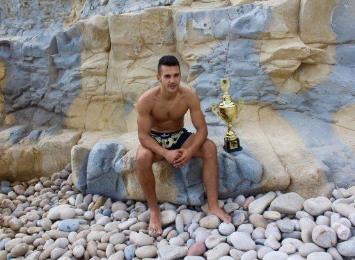 Marcos Carreño Jaén gana su segundo combate profesional
