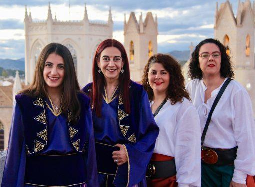 Los moros y cristianos de Benissa desempolvan sus chilabas para vivir su medio año festero