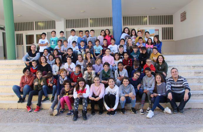 Los alumnos del CEIP Pare Melchor de Benissa nos vuelven a dar una lección de solidaridad