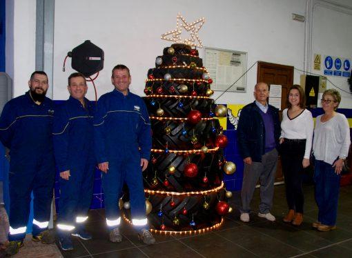 Una Navidad sobre ruedas en Marcelino Gato e Hijos
