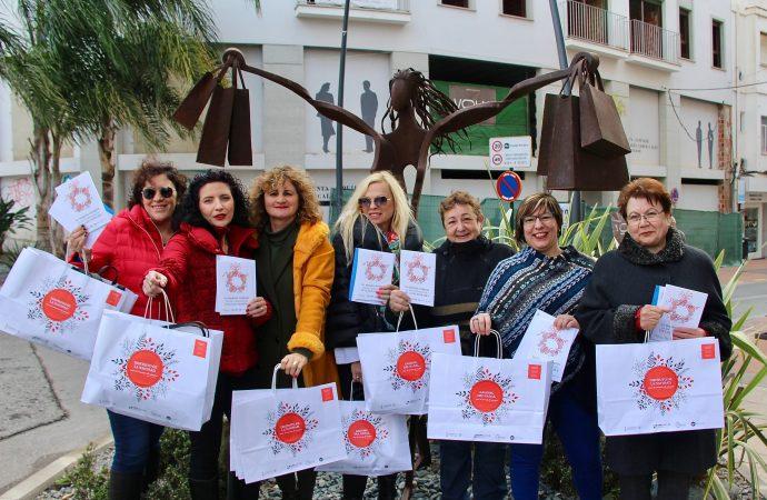 AECO Teulada Moraira reparte 2.000 € en premios entre las seis ganadoras