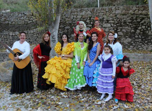 """""""Fiesta andaluza"""" en Benissa los días 25 y 26 de noviembre"""