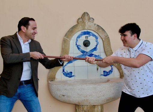 Ximo Roselló Martínez lucha por la vara de mando que lo convertirá en Alcalde dels Fadrins en el mes de abril