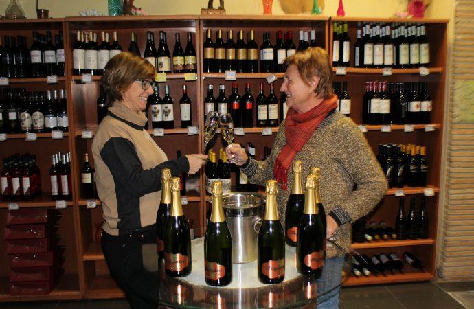 Brindamos el año nuevo con los mejores vinos y cavas