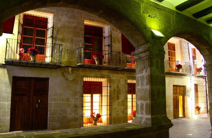 Historia, arquitectura, arte y cultura unidas en un mismo espacio