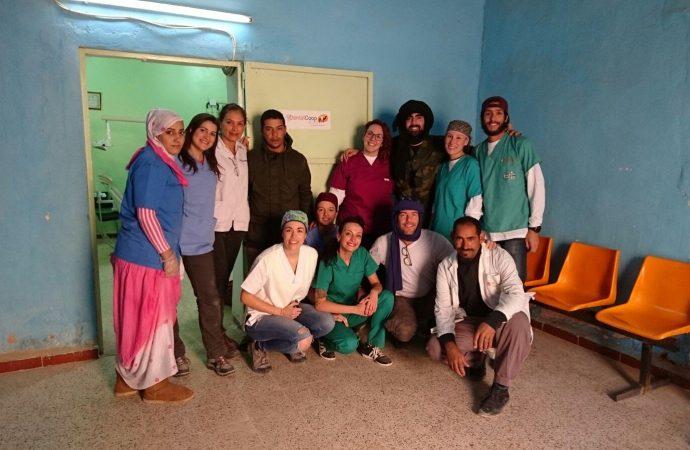 Clínica Benissa vuelve a participar en un proyecto de ayuda humanitaria en el Sáhara