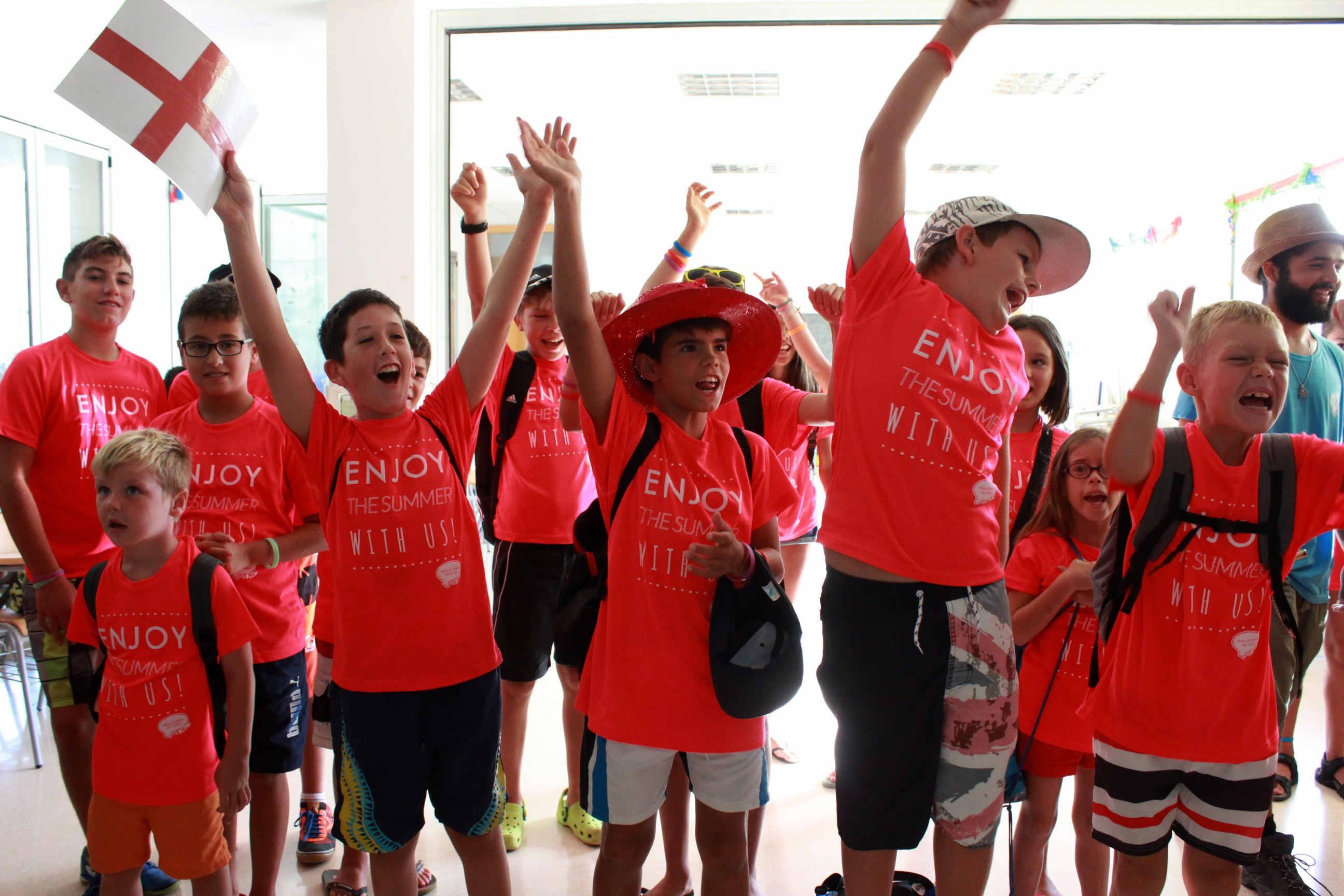 Tras 6 años, del 5 al 30 de julio , vuelve la Summer School a Benissa para seguir siendo la mejor escuela de verano