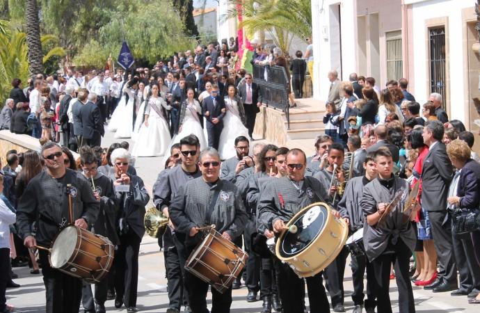 El arte de la música sale a la calle en Teulada