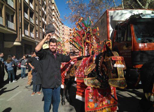 """De gira con la exposición y el documental de la Quadra Llopis Ivars """"Benavent"""""""