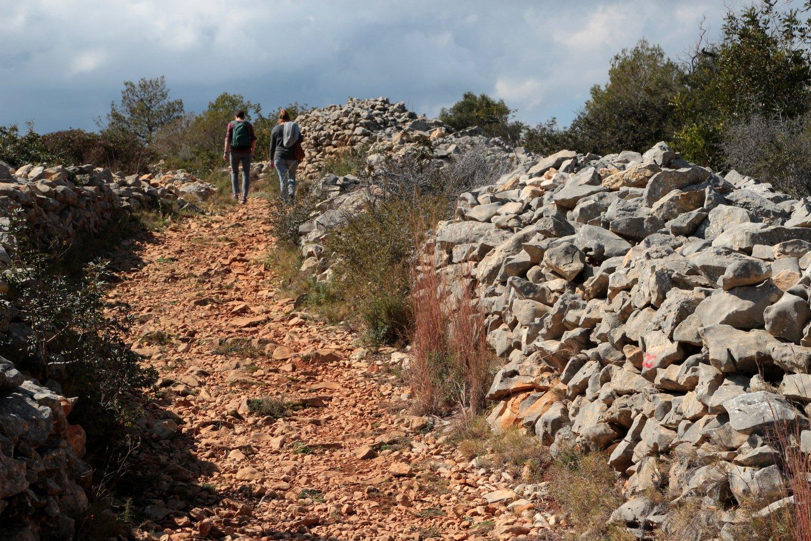 entre Senija y LliberRuta pedra aigua 05