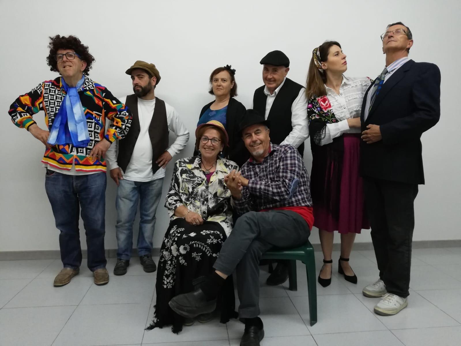 Grupo de teatro La Cultural de Benissa