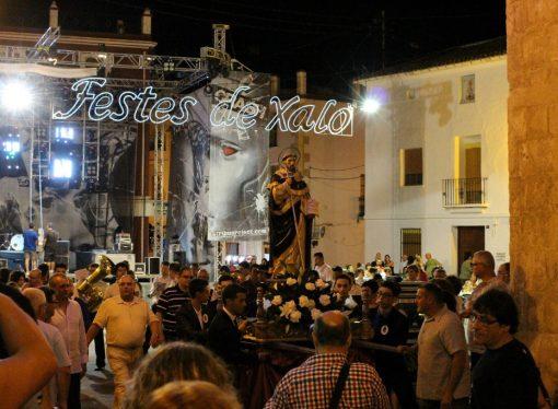 Xaló ajorna a 2021 les festes d'agost i Pedreguer suspèn les festes majors de juliol