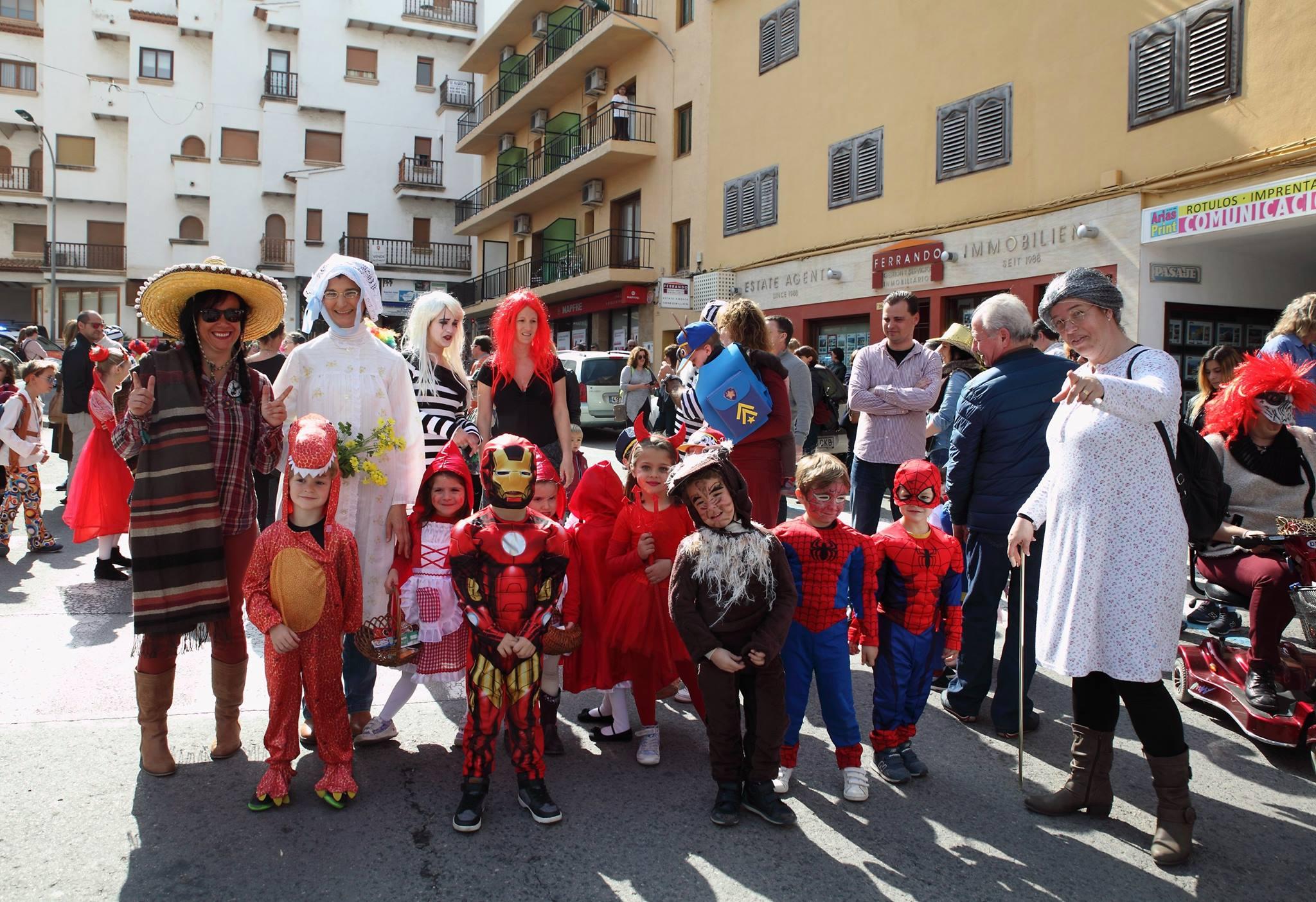 Carnaval Moraira