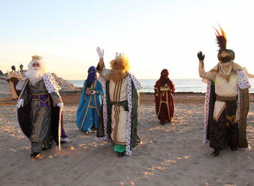 Queridos Reyes Magos…..