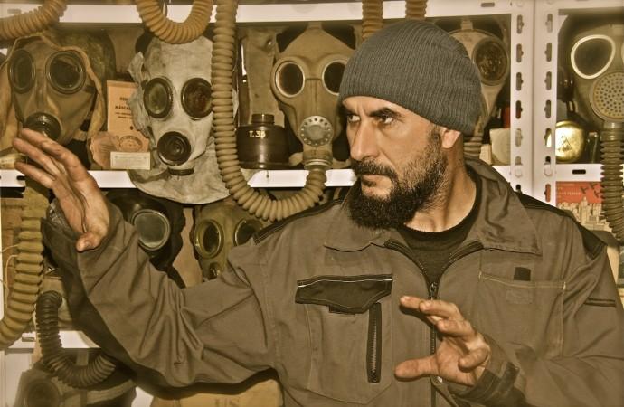 Viktor Ferrando, el escultor que conquistó a Montesinos