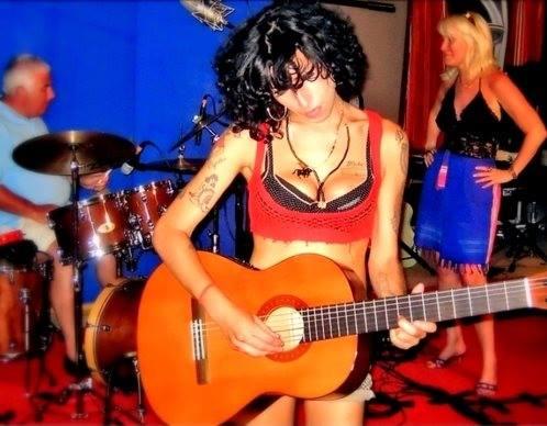 amy guitarras