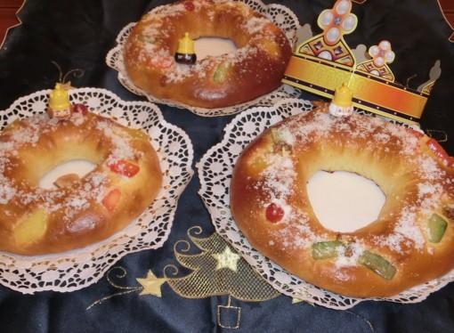 ¿Te atreves a elaborar el tradicional Roscón de Reyes?