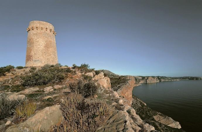 Senderismo mediterráneo por Moraira