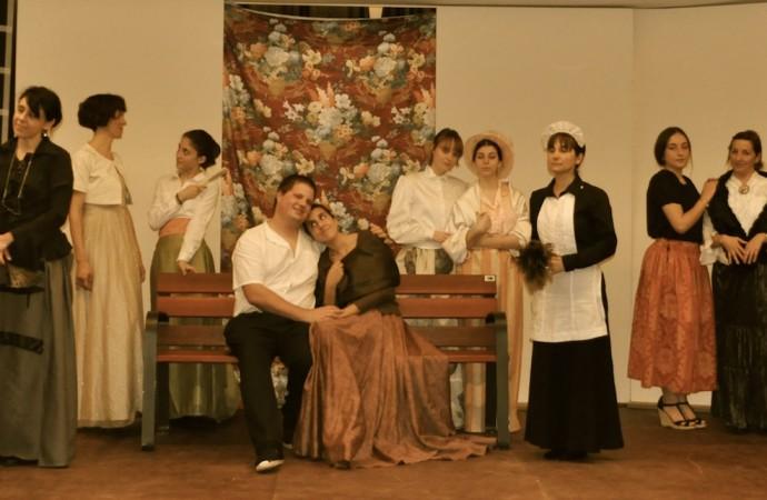 """Nos vamos al teatro con… """"Doña Rosita la Soltera"""""""