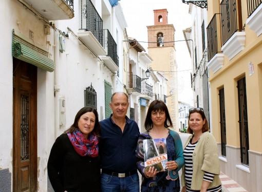 Senija da la bienvenida a sus fiestas patronales en honor a la Virgen de los Desamparados