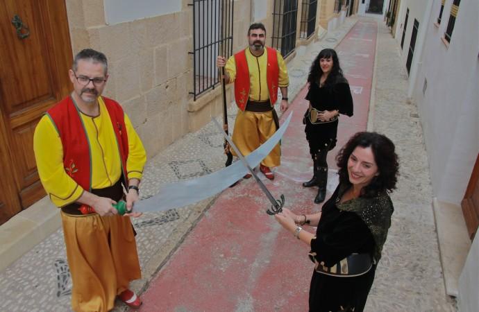 Benissa se impregna de su festividad de Moros y Cristianos