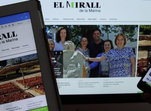 www.elmiralldelamarina.es, tú revista digital de la Marina Alta y Baixa
