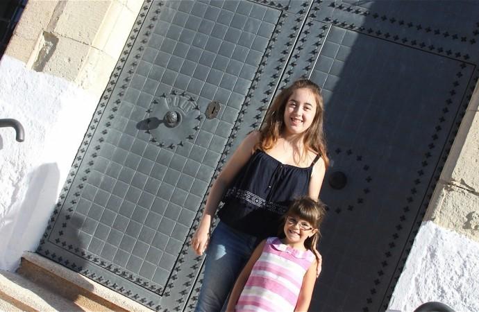 Una tarde con dos Reinas, Leyre Lanáquera y Cristina Vallés