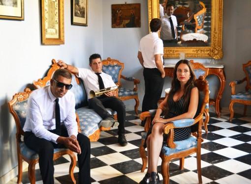 Jazzmàtics, el prometedor grupo de música de la Marina Alta
