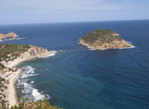 La Isla del Portitxol y els Banys de la Reina a punto de ser declarados BIC